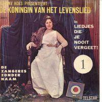 Cover Zangeres Zonder Naam - Blinde ogen