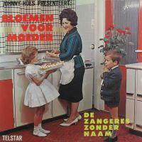 Cover Zangeres Zonder Naam - Bloemen voor moeder