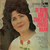 Cover Zangeres Zonder Naam - De beste van De Zangeres Zonder Naam