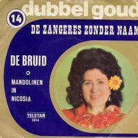 Cover Zangeres Zonder Naam - De bruid