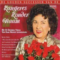 Cover Zangeres Zonder Naam - De gouden successen van de Zangeres Zonder Naam
