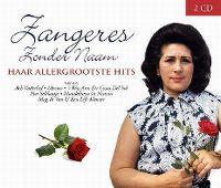Cover Zangeres Zonder Naam - Haar allergrootste hits