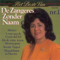 Cover Zangeres Zonder Naam - Het beste van - Nr. 1