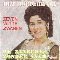 Cover Zangeres Zonder Naam - Het moederhart