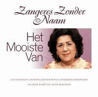 Cover Zangeres Zonder Naam - Het mooiste van...