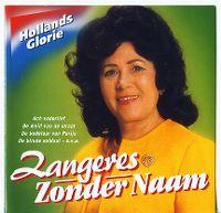Cover Zangeres Zonder Naam - Hollands Glorie