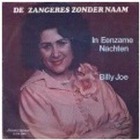 Cover Zangeres Zonder Naam - In eenzame nachten