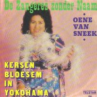 Cover Zangeres Zonder Naam - Kersebloesem in Yokohama