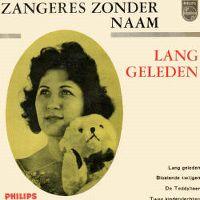 Cover Zangeres Zonder Naam - Lang geleden