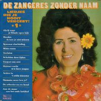 Cover Zangeres Zonder Naam - Liedjes die je nooit vergeet! 1