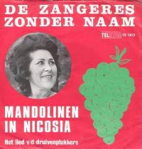Cover Zangeres Zonder Naam - Mandolinen in Nicosia (Het lied v/d druivenplukkers)