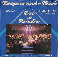 "Cover Zangeres Zonder Naam - Mexico ""(Live)"""