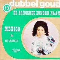 Cover Zangeres Zonder Naam - Mexico