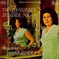 Cover Zangeres Zonder Naam - Zingt voor moeder