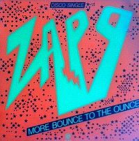 Cover Zapp - More Bounce To The Ounce