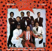Cover Zapp - Radio People