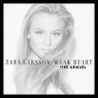 Cover Zara Larsson - Weak Heart
