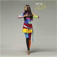 Cover Zazie - Zest Of Zazie