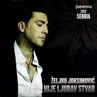 Cover Željko Joksimović - Nije ljubav stvar