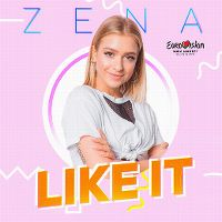 Cover ZENA - Like It