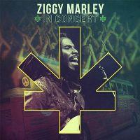 Cover Ziggy Marley - In Concert