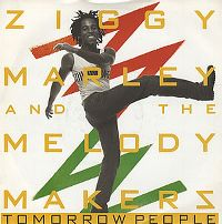 Cover Ziggy Marley And The Melody Makers - Tomorrow People