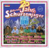 Cover Zillertaler Schürzenjäger - 20 Jahre Zillertaler Schürzenjäger