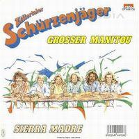 Cover Zillertaler Schürzenjäger - Grosser Manitou