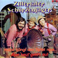 Cover Zillertaler Schürzenjäger - Hansl hängt der Zipfl raus