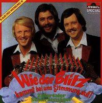 Cover Zillertaler Schürzenjäger - Wie der Blitz kommt bei uns Stimmung auf!