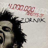 Cover Zornik - 4 Million Minutes
