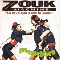Cover Zouk Machine - Maldòn