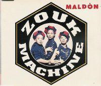 Cover Zouk Machine - Maldòn