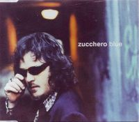 Cover Zucchero - Blu / Blue