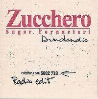 Cover Zucchero Sugar Fornaciari - Dindondio