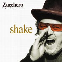 Cover Zucchero Sugar Fornaciari - Shake