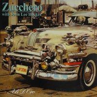 Cover Zucchero Sugar Fornaciari with John Lee Hooker - Ali d'oro