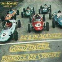 Cover ZZ & de Maskers - Goldfinger