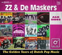 Cover ZZ & de Maskers - The Golden Years Of Dutch Pop Music