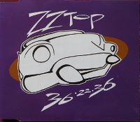 Cover ZZ Top - 36-22-36
