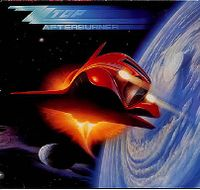 Cover ZZ Top - Afterburner