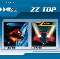 Cover ZZ Top - Afterburner + Eliminator