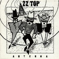 Cover ZZ Top - Antenna