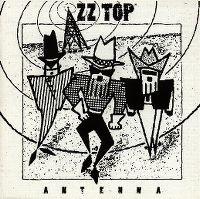 Cover ZZ Top - Antenna