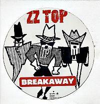 Cover ZZ Top - Breakaway