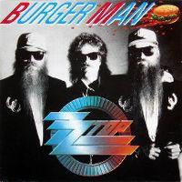 Cover ZZ Top - Burger Man