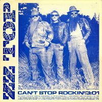 Cover ZZ Top - Can't Stop Rockin'