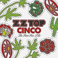 Cover ZZ Top - Cinco - The First Five LPs