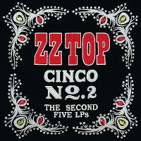 Cover ZZ Top - Cinco No. 2 - The Second Five LPs