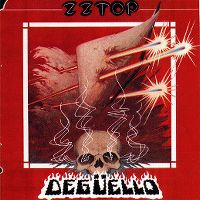 Cover ZZ Top - Degüello